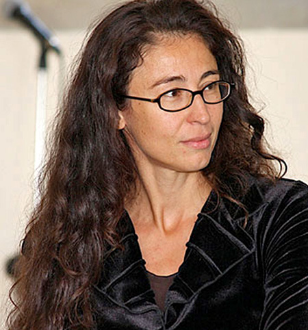 Photo of the author: ELISABETTA BUCCIARELLI
