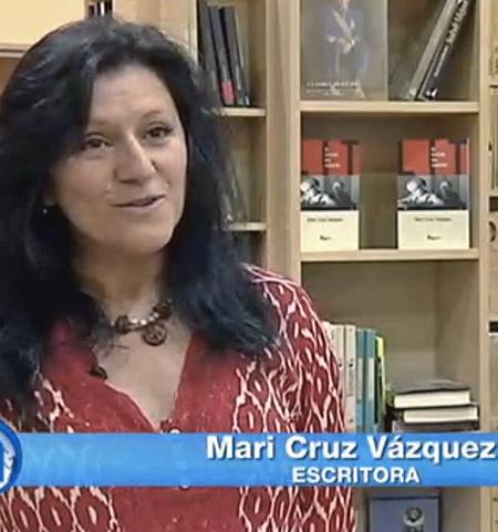 Foto dell' autrice: MARI CRUZ VÁZQUEZ