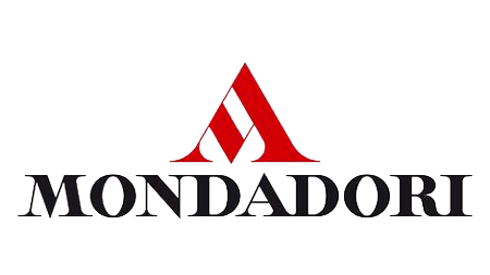Mondadori (GM) logo and link