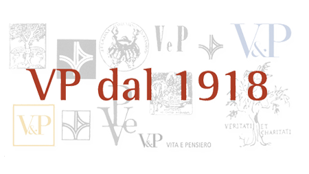 Vita e Pensiero logo and link