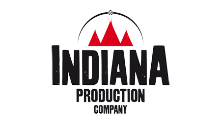 Indiana logo and link