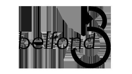 Belfond logo and link