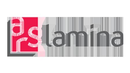 Ars LAMINA logo and link