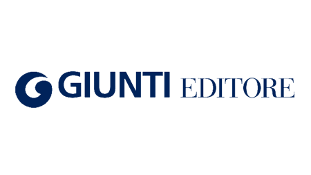 Giunti logo and link