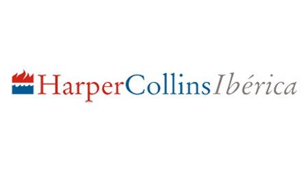 HarperCollins (es) logo and link