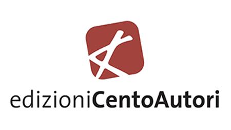 Cento Autori logo and link