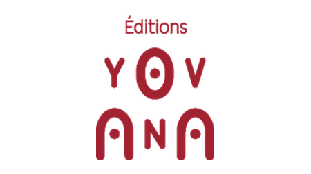Éditions Yovana logo and link