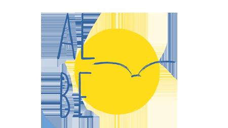 Albe Edizioni logo and link