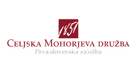 Mohorjeva logo and link