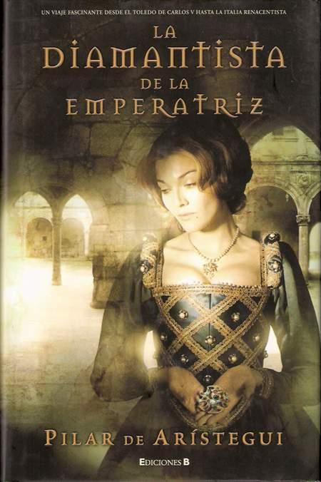 Cover of LA DIAMANTISTA DE LA EMPERATRIZ