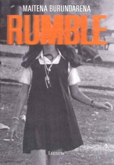 Cover of RUMBLE