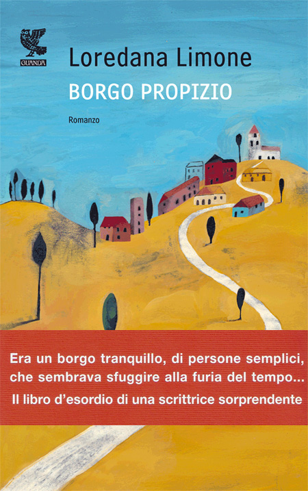 Cover of THE HAPPY LIFE IN BORGO PROPIZIO