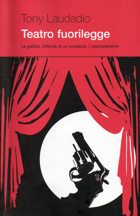 Cover of the book TEATRO FUORILEGGE of Tony Laudadio