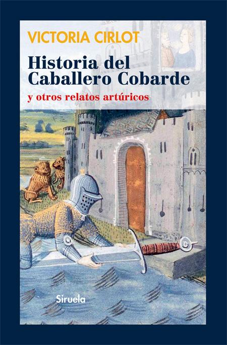 Cover of HISTORIA DEL CABALLERO COBARDE