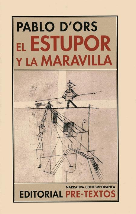 Cover of EL ESTUPOR Y LA MARAVILLA