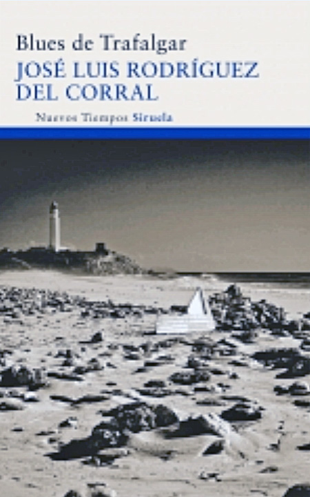 Cover of the book BLUES DE TRAFALGAR of José Luis Rodríguez del Corral