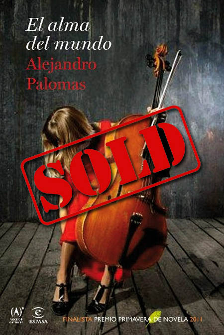 Cover of the book EL ALMA DEL MUNDO of Alejandro Palomas