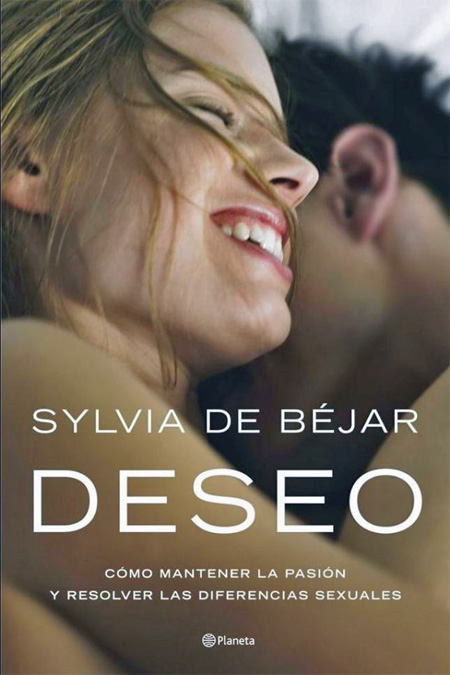 Cover of the book DESEO of Sylvia De Béjar