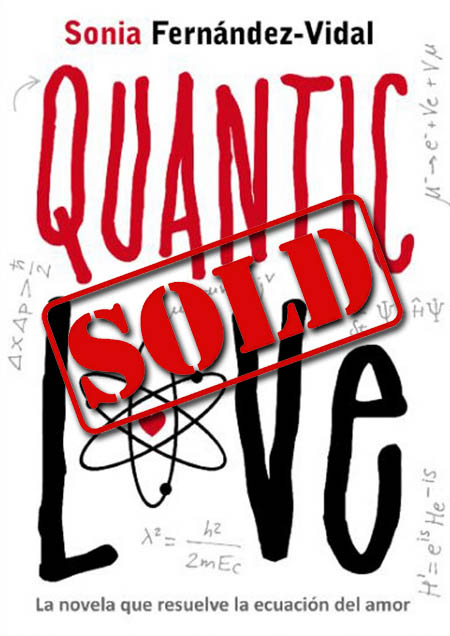 Cover of the book QUANTIC LOVE of Sonia Fernandez-Vidal and Francesc Miralles