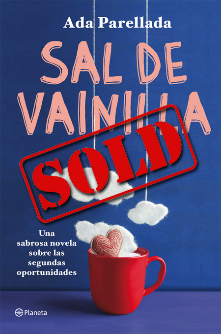 Cover of the book SAL DE VAINILLA of Ada Parellada