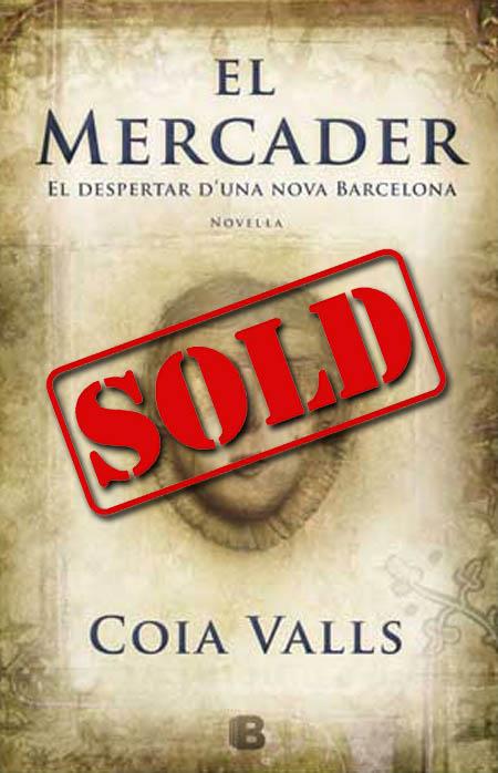Cover of the book EL MERCADER