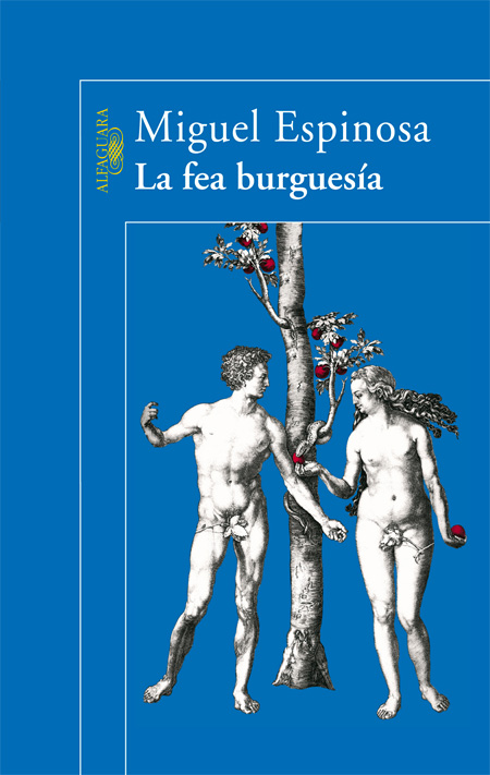 Cover of LA FEA BURGUESÍA