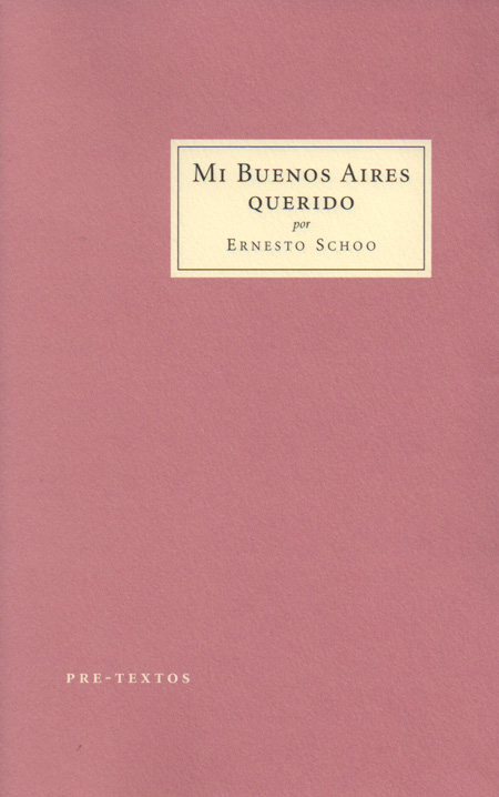 Cover of MY BELOVED BUENOS AIRES