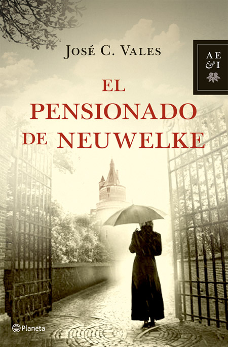 Cover of the book EL PENSIONADO DE NEUWELKE of José C. Vales