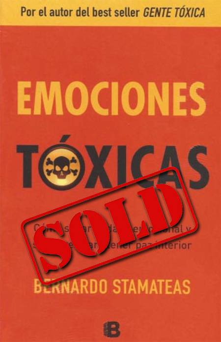Cover of the book EMOCIONES TOXICAS of Bernardo Stamateas