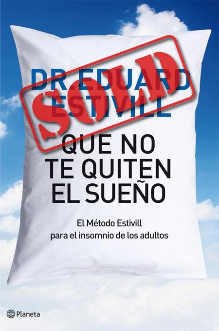 Copertina del libro QUE NO TE QUITEN EL SUEÑO