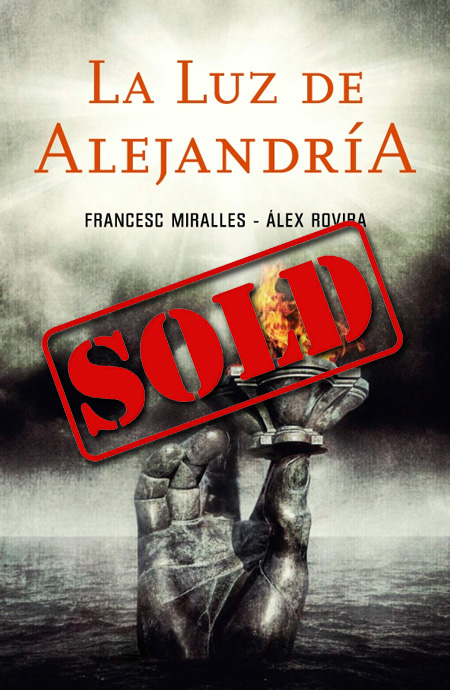 Cover of the book LA LUZ DE ALEJANDRIA