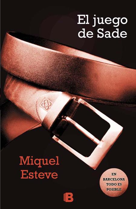 Cover of EL JUEGO DE SADE
