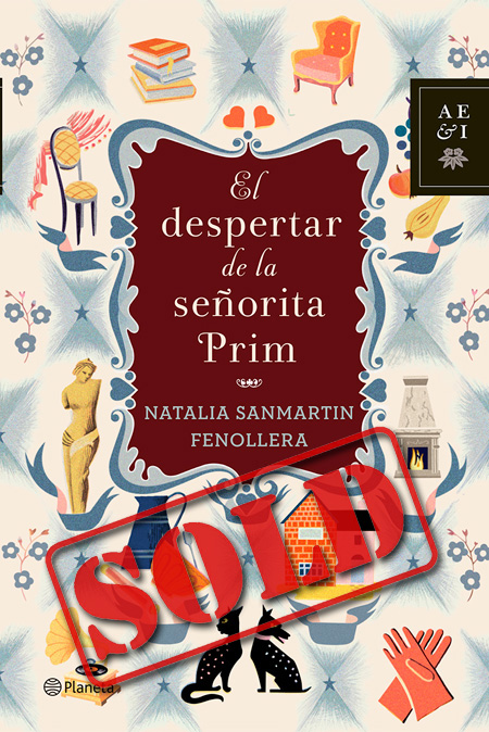 Cover of the book EL DESPERTAR DE LA SEÑORITA PRIM