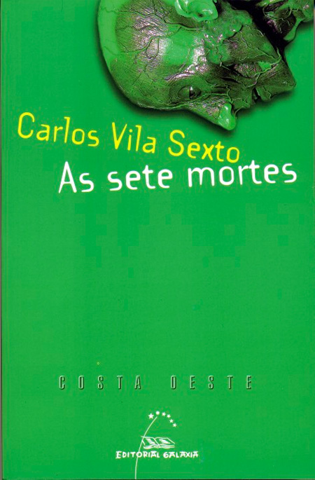 Copertina del libro AS SETE MORTES