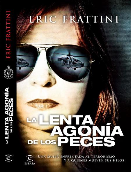 Cover of LA LENTA AGONIA DE LOS PECES