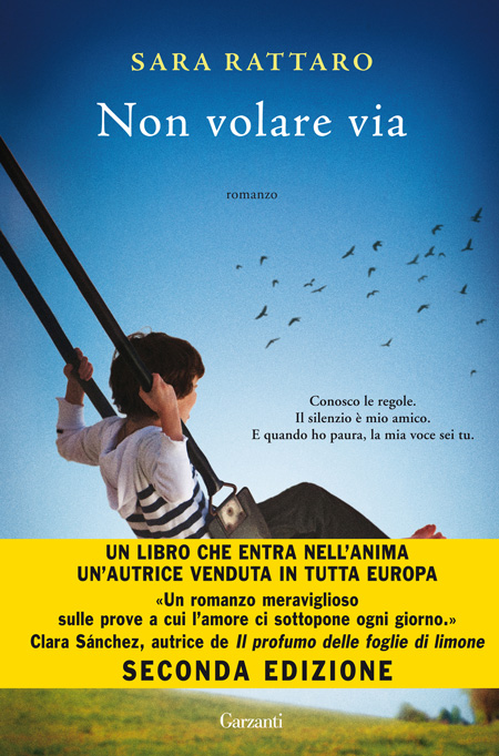 Cover of NON VOLARE VIA