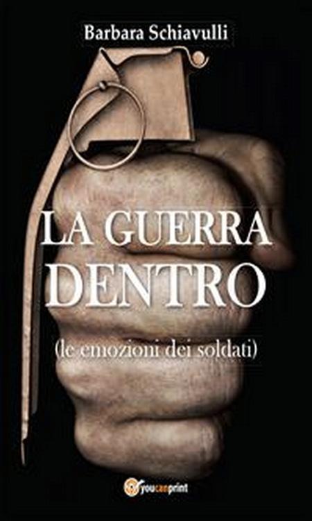 Copertina del libro LA GUERRA DENTRO
