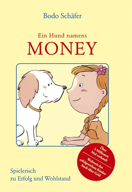 Cover of EIN HUND NAMENS MONEY