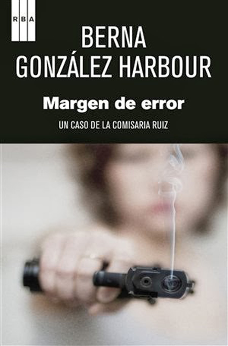 Cover of MARGEN DE ERROR