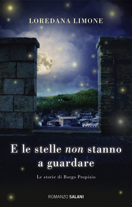 Cover of UNDER THE STARS OF BORGO PROPIZIO
