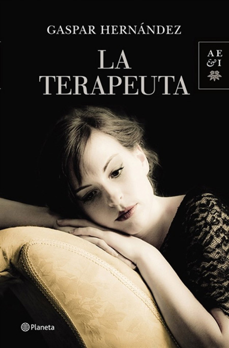 Cover of LA TERAPEUTA