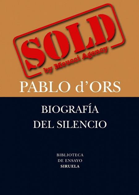 Cover of the book BIOGRAFÍA DEL SILENCIO