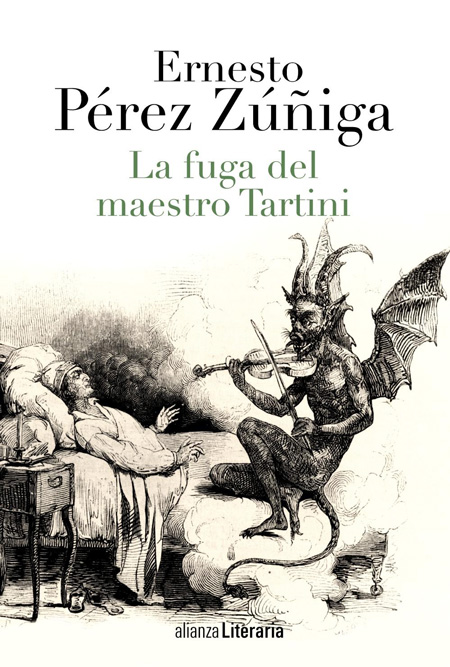 Cover of LA FUGA DEL MAESTRO TARTINI