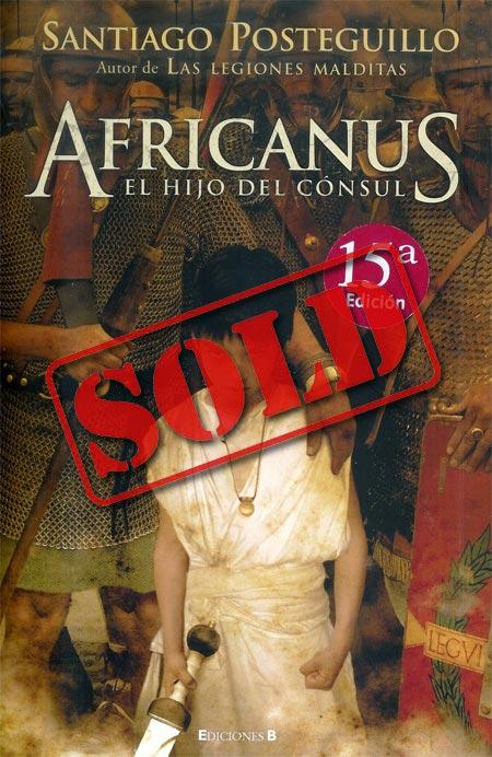 Copertina del libro AFRICANUS
