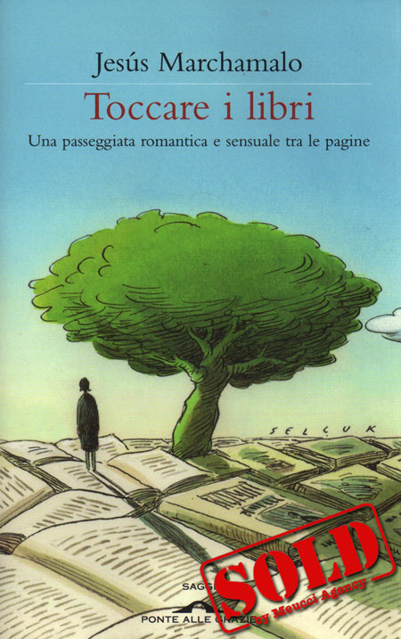 Cover of TOCCARE I LIBRI