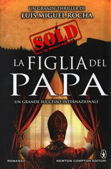 Cover of LA FIGLIA DEL PAPA