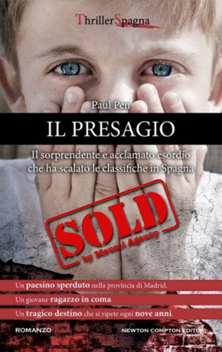 Cover of IL PRESAGIO