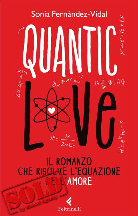 Cover of QUANTIC LOVE