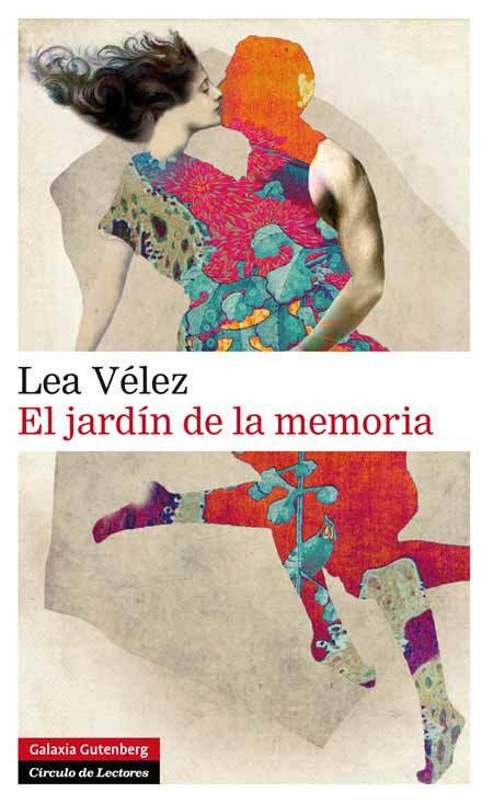 Copertina del libro EL JARDIN DE LA MEMORIA
