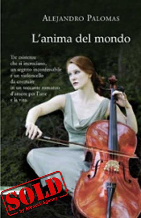 Cover of L'ANIMA DEL MONDO